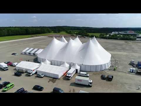 Daimler Batteriefabrik - Keynote der Eröffnung Full HD Video