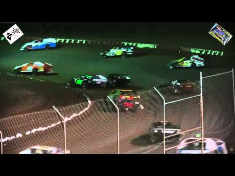 Canyon Speedway Park - Modified Main January 23rd 2015