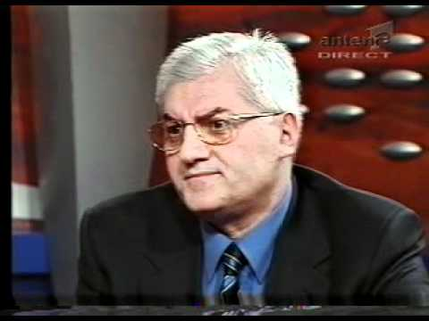 18.10.2001 - Scandal ca romanii au vindut meciul cu Spania si despre activitatea lui parlamentara