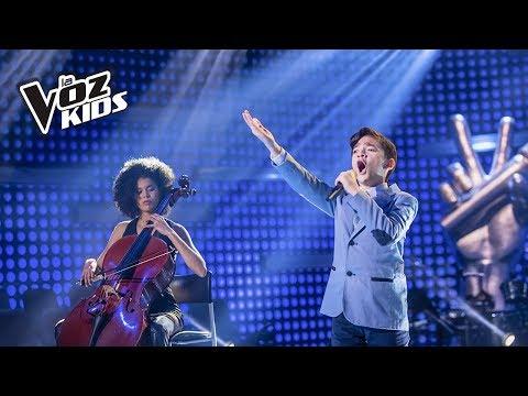 Jorge canta La Donna e Mobile | La Voz Kids Colombia 2018