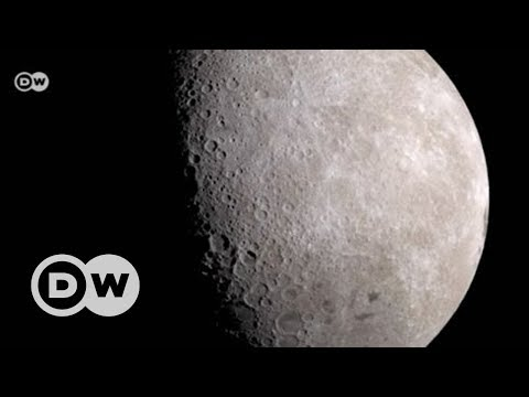 NASA Ay'da suyun varlığını teyit etti - DW Türkçe