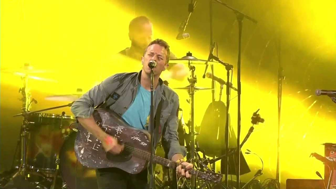Coldplay — Yellow (UNSTAGED)