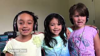 Songs for Kids - Let the World Be Well by Pam Donkin sung by The Children's Music Network