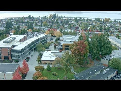 Everett Community College Campus Tour