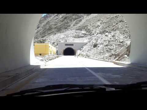 Atta Bad Tunnels Hunza KKH Pakistan. Part 1