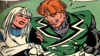 Guy Gardner/Tora Olafsdotter // All You Wanted