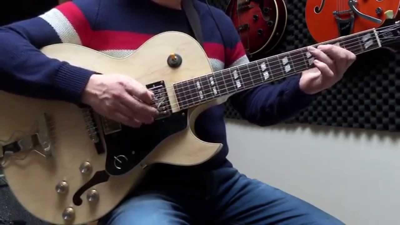 Jazz Blues Guitar Licks & Solos