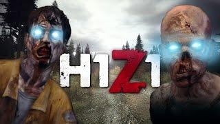 W KRAINIE HAXÓW! | H1Z1 PL | Gameplay PL