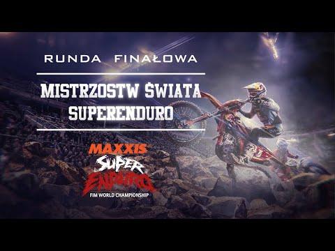 Finał Mistrzostw Świata FIM SuperEnduro 2019/2020 - Łódź