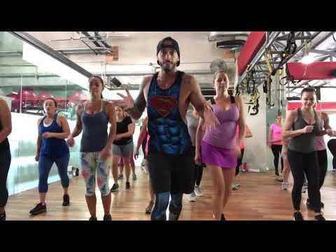 La Plata - Juanes ft Lalo Ebratt - Zumba - JP Dance Fit