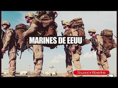 Marines de EEUU en frontera de Venezuela