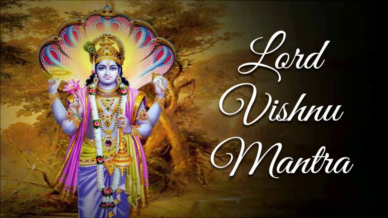 ✅ Lord Vishnu - Most Powerful Sarveshwara Mantra