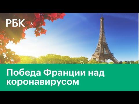 Как Франция победила коронавирус? Победа Франции в борьбе с пандемией коронавируса