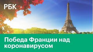 Как Франция победила коронавирус Победа Франции в борьбе с пандемией коронавируса