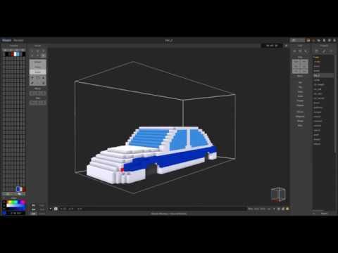 Car Crash (CC) | Первая модель переделывается во вторую