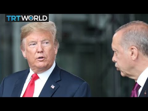 Trump warns Turkey of economic devastation| Money Talks