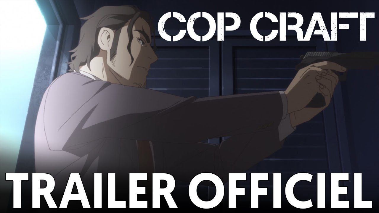Cop Craft Anime En Streaming Vostfr Hd Et Legal Sur Wakanim Tv