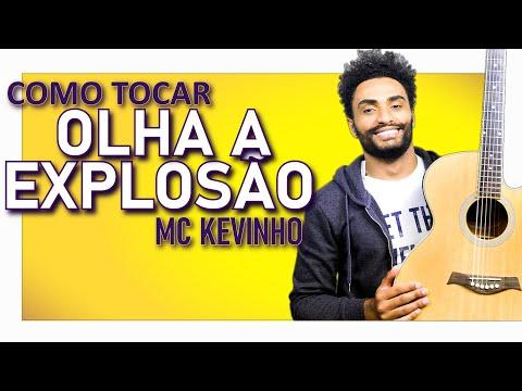 COMO TOCAR - Olha a Explosão (MC Kevinho - APENAS DOIS ACORDES - Part. Wesley Safadão)