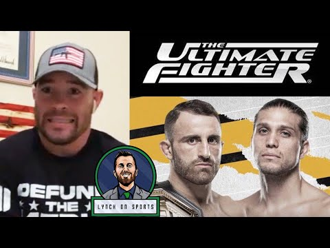 """Colby Covington on TUF 29 """"Yikes😲 ... you don't want those two coaches"""""""