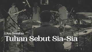 Download Amigdala - Tuhan Sebut Sia-Sia (Live Session)