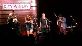 "Fiona Apple with Watkins Family Hour ""The Object of My Affection"" Live @ City Winery - Nashville, Tn"