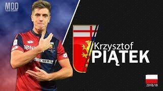 Krzysztof Piatek | Genoa | Goals, Skills, Assists | 2018/19 || HD