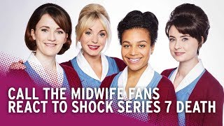 Video Call The Midwife: Fans React to Shock Series 7 Death download MP3, 3GP, MP4, WEBM, AVI, FLV Juni 2018