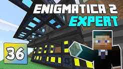 Enigmatica 2: Expert Mode - EP 38 | NuclearCraft Fusion Reactor