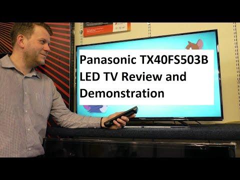 Panasonic FX550 TV Series