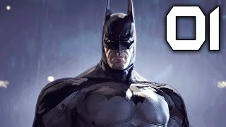 Batman: Arkham Asylum - Part 1 - The Beginning