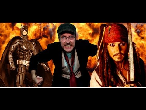 Top 11 de Trailers - Nostalgia Critic (Subs. Esp)