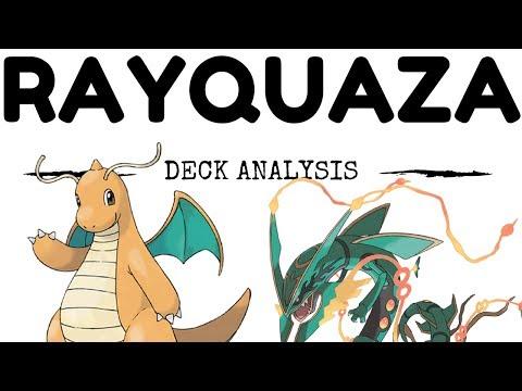 Mega Rayquaza EX SUMO Deck Analysis and Battles (Pokemon TCG)