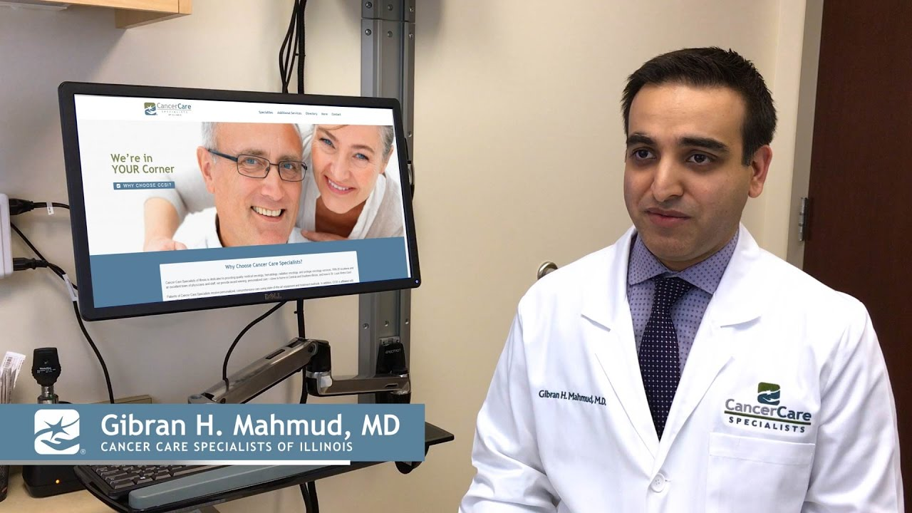Gibran H  Mahmud, MD - Cancer Care Specialists of IL