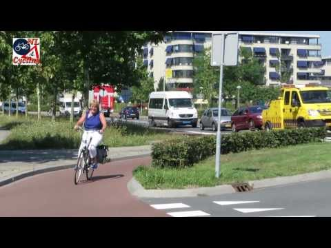 Zwolle, nominee for best cycling city in the Netherlands 2014