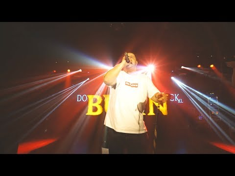 Yener Çevik   Hip hop is back 3 konseri