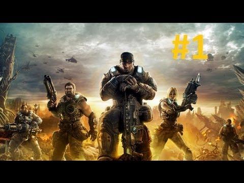 Gears of War 3 - Team Deathmatch on Mercy