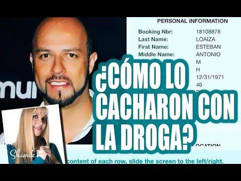 """ESTEBAN LOAIZA """"NARCO"""" de COCAÍNA! ShanikTv"""