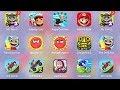 Mario Run,Red Ball 4,My Tom 2,Subway Surf,Angry Gran,Tom Run,Temple Run 2,Hill Climb,Masha Run,Sonic