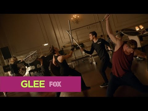 GLEE - Love Is A Battlefield (Full Performance) HD