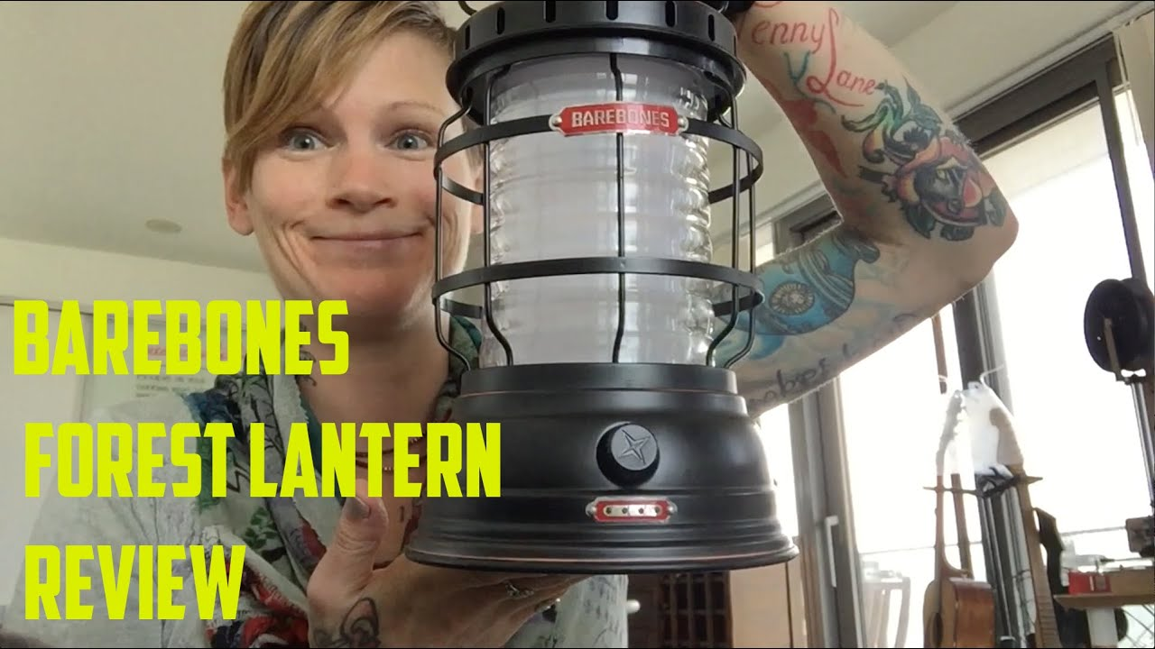 LED Daisy's Forest There Lantern Barebones Review Out j5R4L3Aq