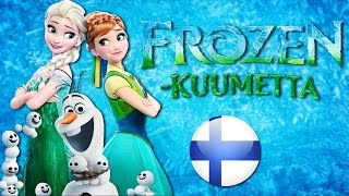 Frozen Fever - Making Today A Perfect Day (Finnish) HQ!