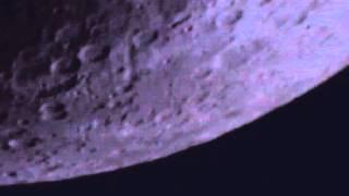 Lunar Landscape Celestron 5se Telescope with solar system imager 5mp