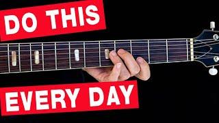 Do This Guitar Neck Exercise EVERY Day NO GUITAR