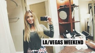 vlog: #beautyconLA, Miss USA, Vegas Thumbnail