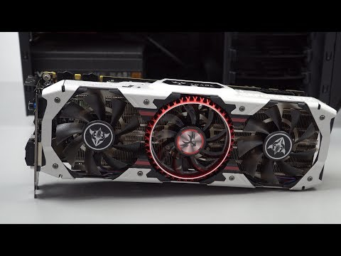 Colorful iGame GTX 1080 Ti Vulcan AD Review