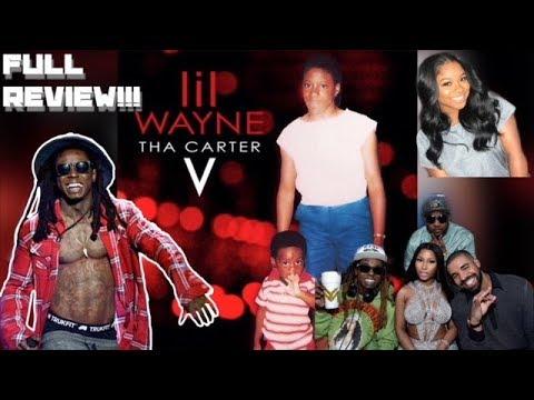 TRASH or PASS!! Lil Wayne Carter 5 [FULL ALBUM REACTION/REVIEW] Plus album RATING!!