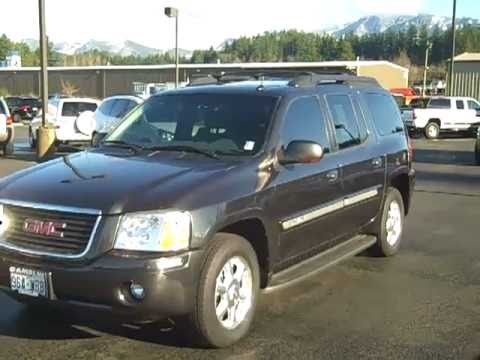 2004 gmc envoy xl slt 4x4 gray art gamblin motors v1933a. Black Bedroom Furniture Sets. Home Design Ideas