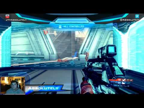 Halo 4 Haven KOTH Live Gameplay ::Absolutely:: KILLTACULAR 44-7