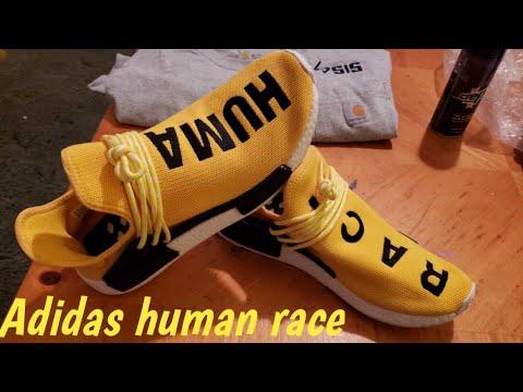 5791050dec0b8 Dhgate review pharrell williams human race ADIDAS