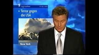 20 Uhr Tagesschau 11.09.2001; komplette Version
